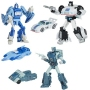Transformers Generations Figures - Studio Series - Deluxe Class 86 Assortment. Case contains 8 Transformers - 2 Deluse KUP - 2 Deluxe BLURR - 3 Deluxe Jazz.