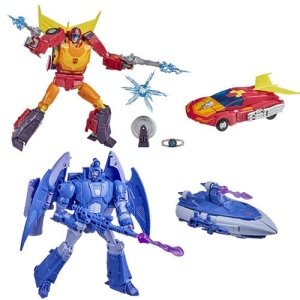 Transformers Generations Figures Studio Series Voyager Class Assortment.