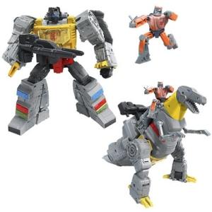 Transformers Studios Series 8 Inch Action Figure Leader Class Grimlock