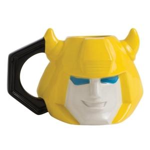 Transformers Bumblebee 20 Ounce Sculpted Ceramic Mug