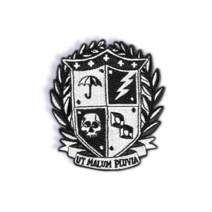 The Umbrella Academy Crest Logo Patch