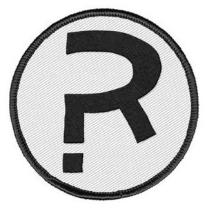 The Umbrella Academy The Rumor R Logo Patch