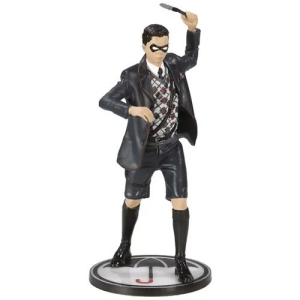The Umbrella Academy Prop Replica Figure Collection #2 Diego Statue