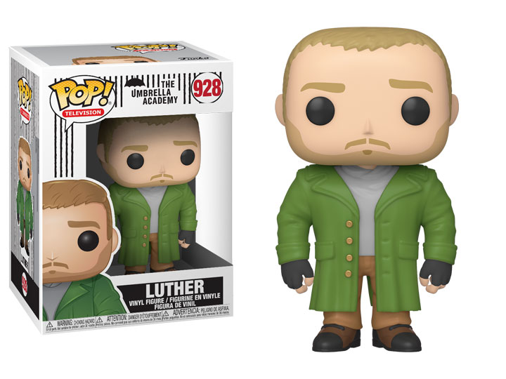 The Umbrella Academy Luther Hargreeves Pop! Vinyl Figure