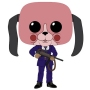 The Umbrella Academy Cha-Cha Pop! Vinyl Figure,