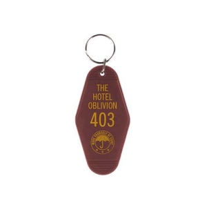 The Umbrella Academy Hotel Oblivion Room 403 Keychain