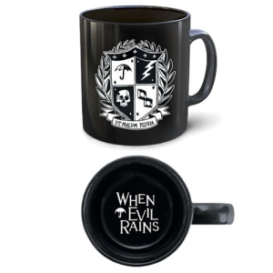 The Umbrella Academy When Evil Rains 11 ounce Coffee Mug