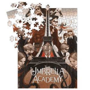 The Umbrella Academy Apocalypse Suite Cover Art Puzzle