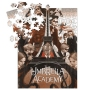 The Umbrella Academy Apocalypse Suite Cover Art Puzzle. This full-color puzzle features the Apocalypse Suite cover art.