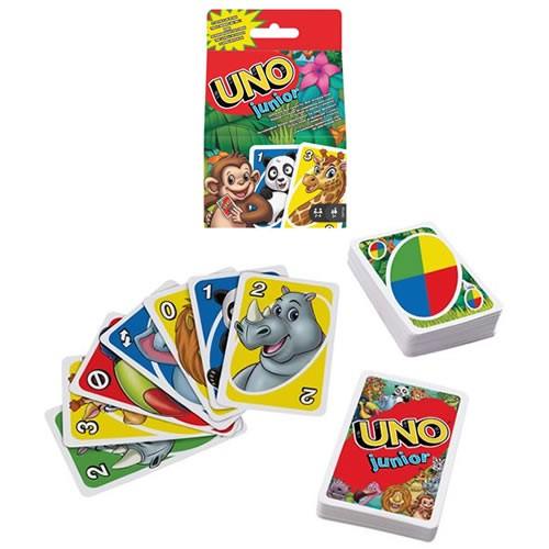 UNO Junior Edition.