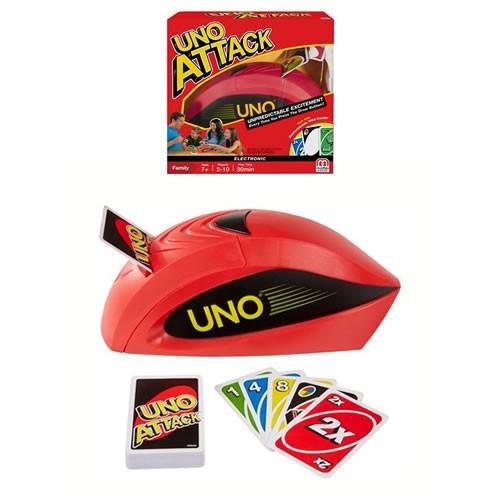Uno Attack! Card Game.