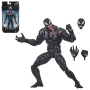 Marvel Legends Venom 6 Inch Action Figure.  Measures 6 inches tall.