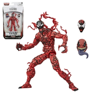 Marvel Legends Carnage 6 Inch Action Figure
