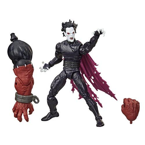 Venompool Marvel Legends 6 Inch Morbius Action Figure.