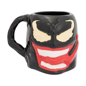Marvel Venom 20 Ounce Ceramic Sculpted Mug
