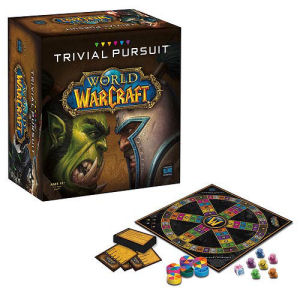 World of Warcraft Edition Quick Play Trivial Pursuit