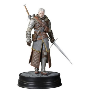 The Witcher 3 The Wild Hunt Geralt Grandmaster Ursine Statue