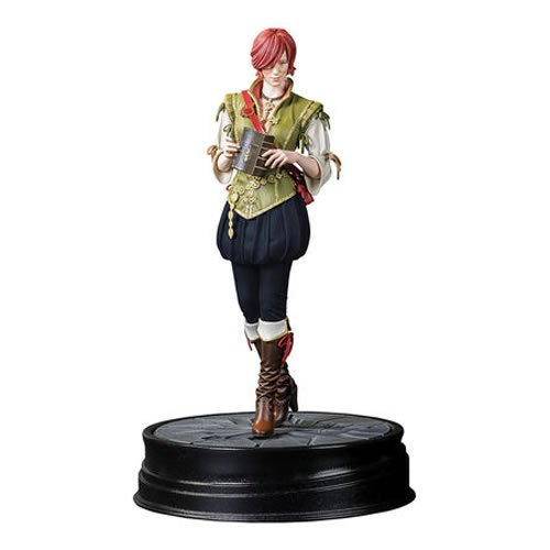 The Witcher 3 The Wild Hunt Shani Statue