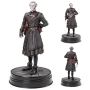 The Witcher 3 The Wild Hunt Regis Vampire Statue. This deluxe hand-painted plastic figure is the very first of our Witcher figures that features interchangeable parts. His head - left arm - right hand are removable and allow you to change Regis from his h