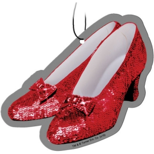 The Wizard of Oz Ruby Slippers Air Freshener