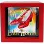 The Wizard of Oz Ruby Slippers Shadow Box Bank.