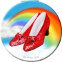 The Wizard of Oz Ruby Slippers Compact.
