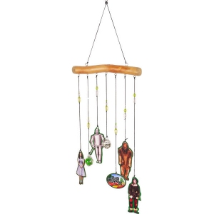 The Wizard Of Oz Wooden Wind Chime