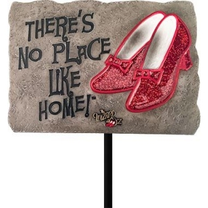 The Wizard of Oz No Place Like Home Garden Pick