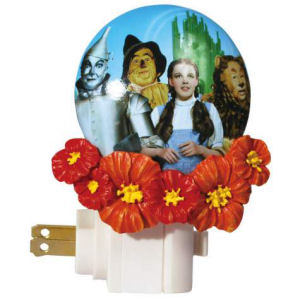 The Wizard of Oz Four Friends Night Light