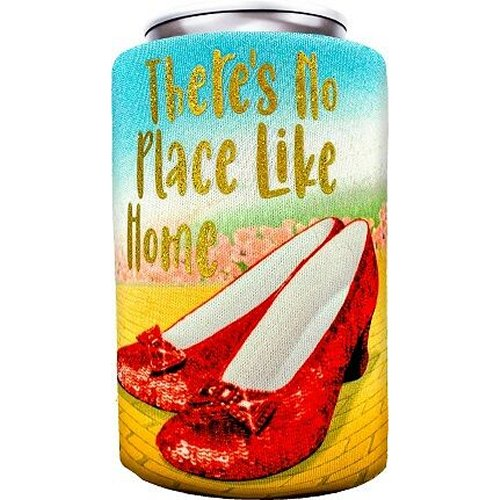The Wizard of Oz Ruby Slippers Can Cooler.  There is no place like home.