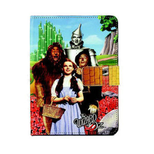 The Wizard of Oz Cast Photo Tablet Cover