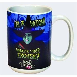The Wizard Of Oz Witch 12 Ounce Ceramic Coffee Mug