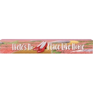 The Wizard Of Oz No Place Like Home Long Sign