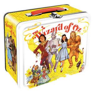 Wizard of Oz Large Fun Box Tin Tote
