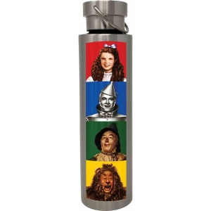 The Wizard Of Oz Stainless Steel Water Bottle