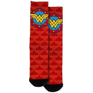 Wonder Woman Logo Socks