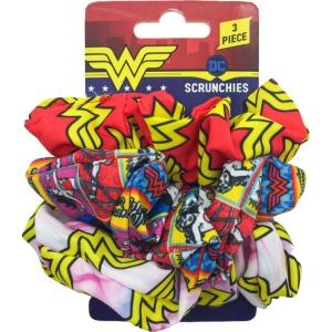Wonder Woman Scrunchies