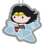 Wonder Woman Jet Air Freshener.