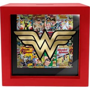 Wonder Woman Shadow Box Bank.