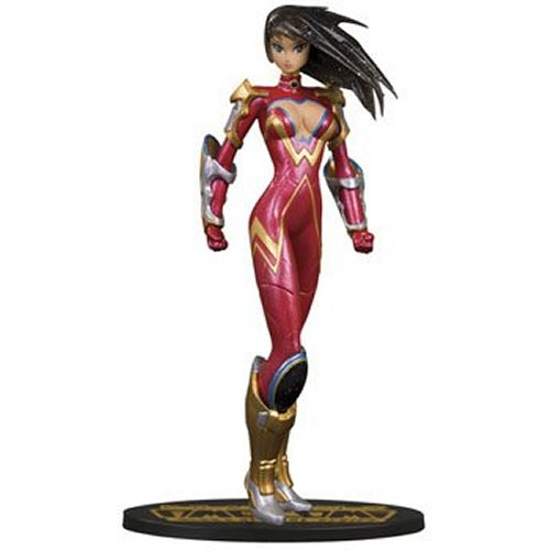 Donna Troy as Wonder Girl Variant Ame Comi Figure