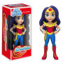 DC Super Hero Girls Wonder Woman Rock Candy Vinyl Figure