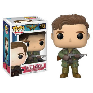 Wonder Woman Movie Steve Trevor Pop! Vinyl Figure