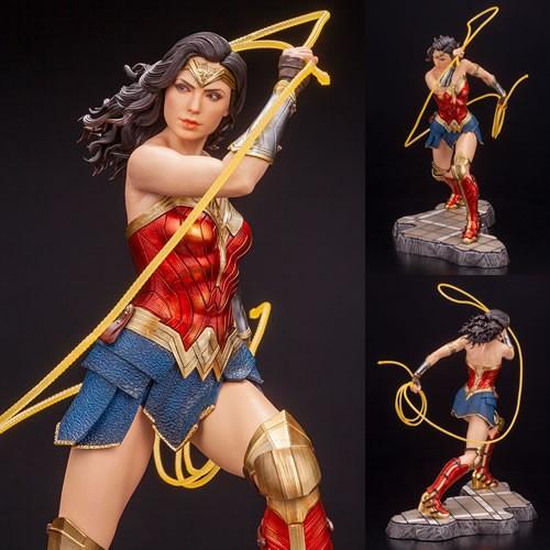 Wonder Woman 1984 Movie ArtFX 1/6 Scale Statue.