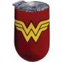 Wonder Woman Stainless Steel Wine Tumbler.