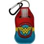 Wonder Woman Sanitizer Cover Key Chain.