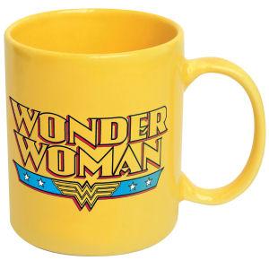 Wonder Woman Logo Ceramic Mug