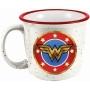Wonder Woman Camper Mug