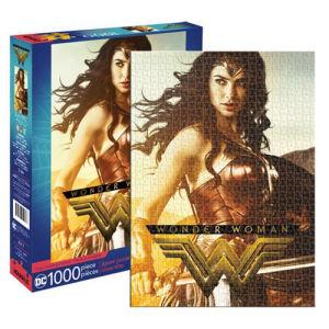 Wonder Woman Movie 1000 Piece Puzzle