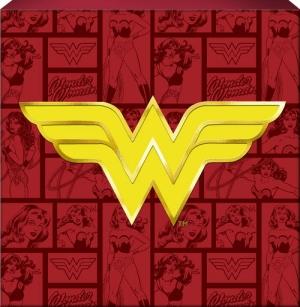 Wonder Woman Box Sign