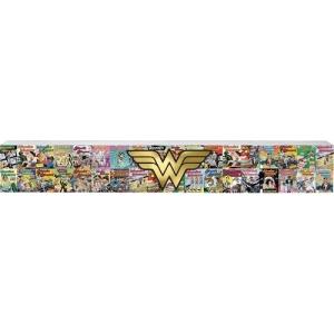 Wonder Woman Long Wood Sign